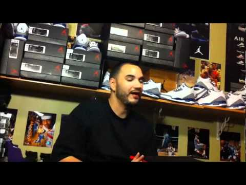6/6/11 Jordan Banned 1s, Kobe Barcelona VI and Team Heaters Raffle