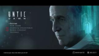 Until Dawn PS4 Pro Part 3 Live Stream ( Games I