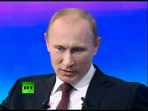 Putin dubs McCain 'nuts', says US drones killed Gaddafi