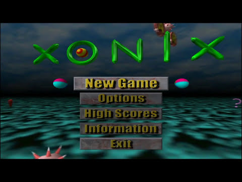 AirXonix Gameplay - Part 1 - Easy