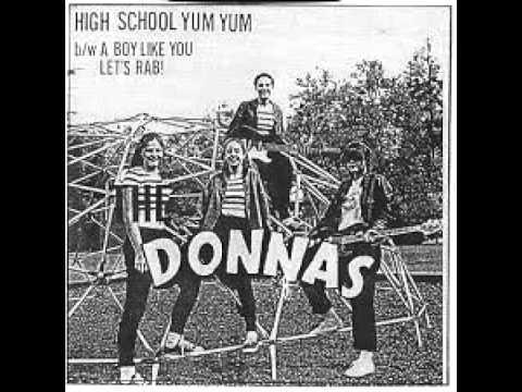 Donnas - Lets Go Mano