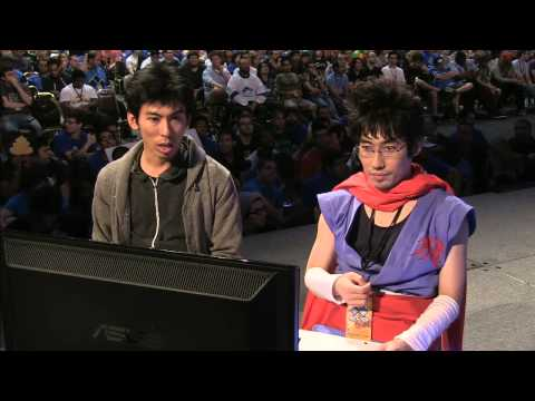Evo 2014 Blazblue: Chronophantasma Top 8 video