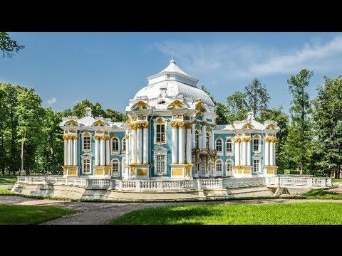 Tsarskoe Selo (Pushkin Town), St Petersburg-Russia - YouTube