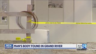 Body discovered in river at Fish Ladder Park