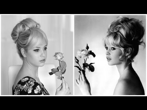 [ Get the look n°1 ] : Brigitte Bardot ♡