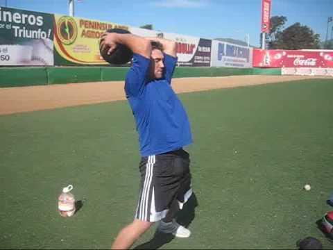 Jonathan Esqueda - Piratas de Campeche Fuera de temporada con Ne*