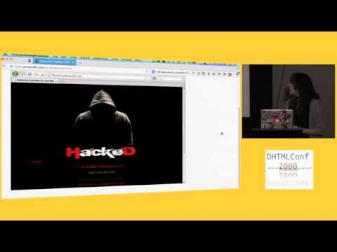 Jenn Schiffer: State of the Malware | DHTMLConf 2000 | JSFest Oakland 2014