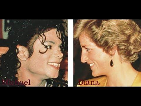 Michael Jackson had a crush on Princess Diana