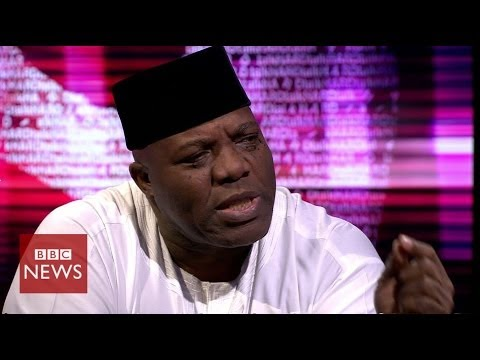 Why does Boko Haram still have Nigeria's missing school girls?  BBC News