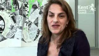 Interview with Tracey Emin about Turner Contemporary