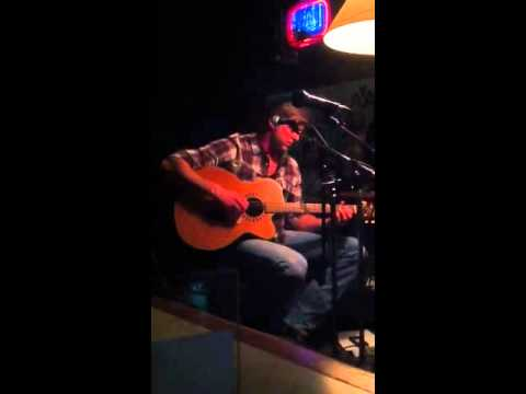 "Darryl Worley, Performing ""Back Where I Belong"" at Douglas Corner - 2012 Tin Pan South"