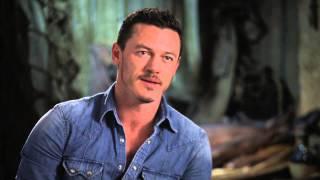 "Hobbit - Battle Five Armies: Luke Evans - ""Bard"""
