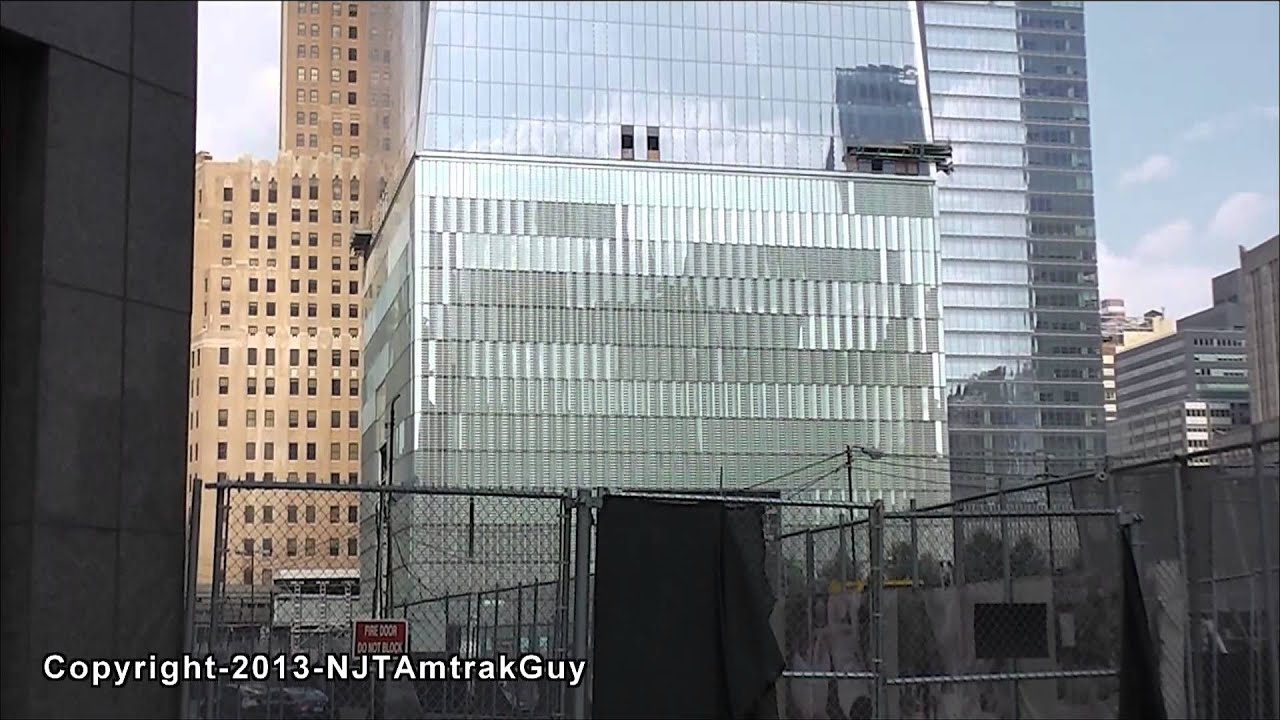 Update One World Trade Center Freedom Tower 10 4 2013