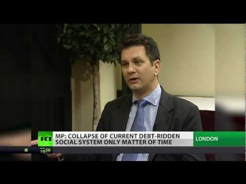 'Collapse of UK debt-ridden social system only matter of time'