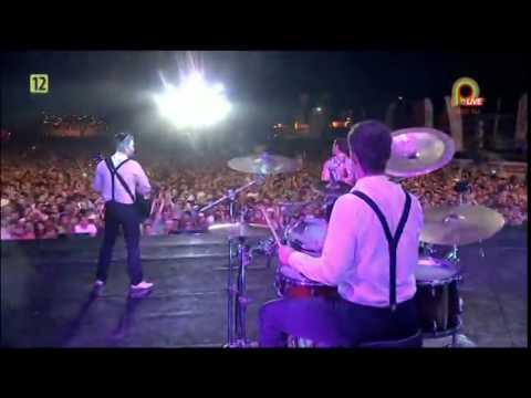 15 minutowa część występu Jurija Shatunova z POLO TV  Festiwal Muzyki Tanecznej Ostróda 26 07 2014