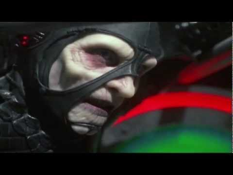 Farscape: Scorpius interview