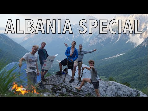 Bucket Boys Albania Special- Lost in the Balkan #illegal bordercross Montenegro