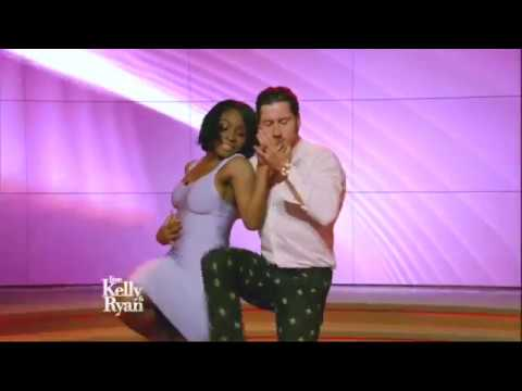 Normani Kordei & Val Chmerkovskiy - Performance (Live with Kelly & Ryan)