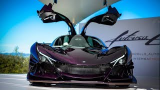 Top 5 Most Expensive Cars In The World (2018-2019)