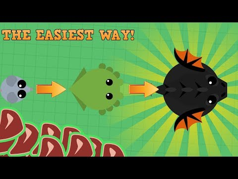 Mope.io How To Get Black Dragon EASY! - MASSIVE KRAKEN FAIL ;c (Mope.io Tutorial and Trolling)