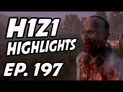 H1Z1: King of the Kill Daily Highlights | Ep. 197 | GrimmyBear, Symfuhny, RogueFPS, Codyumm