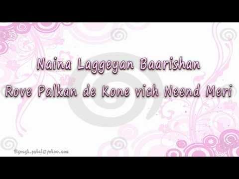 Tujhe Bhula Diya Lyrics and English Translations - Anjaana Anjaani...
