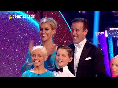 Bruce Forsyth returns to Strictly Come Dancing for Children in Need
