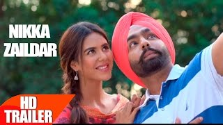 Nikka Zaildar | Official Trailer | Ammy Virk | Sonam Bajwa | Speed Records