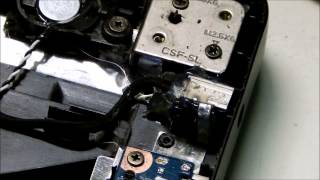 fix toshiba laptop power jack