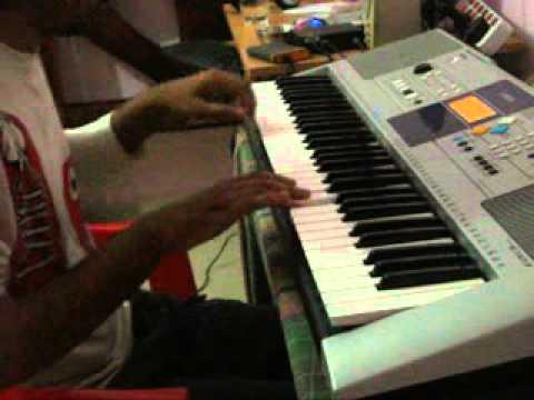 Kyun chalti hai pawan on Piano