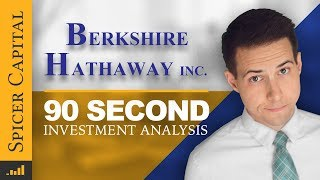 Berkshire Hathaway (BRK.B) Stock: 90-second ⏲️ Investment Analysis