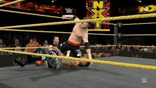 WWE 2K15 My Career - NXT Title Defense✦【PS4 / XBOX ONE / Next Gen】