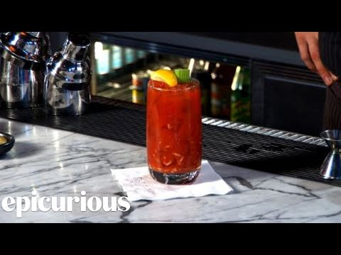 How To Make A Bloody Mary Cocktail video
