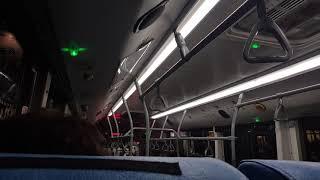 SUNWIN SWB6121EV electric bus ride(with Tangeng car body)@Tainan city bus route 77