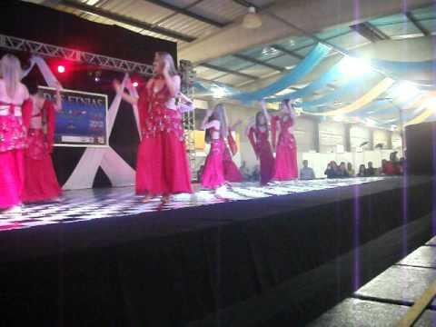Grupo de Danças Árabes Belladança - Festa das Etnias 2012