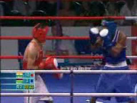 Akhil Kumar Melbourne Commonwealth 2006 Gold Medalist Part 1 ( www.akhilkumarboxer.com)
