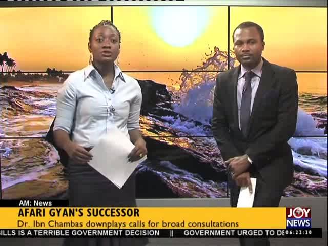 AM News - Joy News (22-4-15)