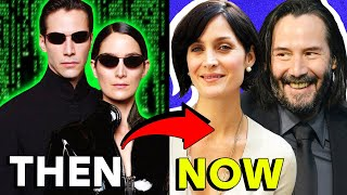 Matrix Cast: Where Are They Now?   ⭐OSSA