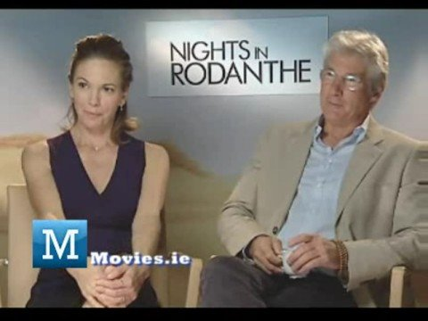 Richard Gere & Diane Lane Discuss Sexual Chemistry video