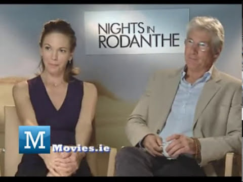 Richard Gere & Diane Lane discuss sexual chemistry