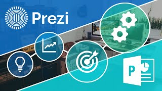 How to Create 🔥Prezi Presentation in PowerPoint🔥