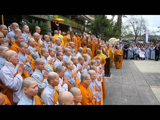 ii Friday March 29 2013 Le Hoi Quan Am at Chua Vietnam