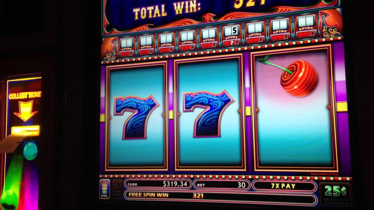 high limit slots wins