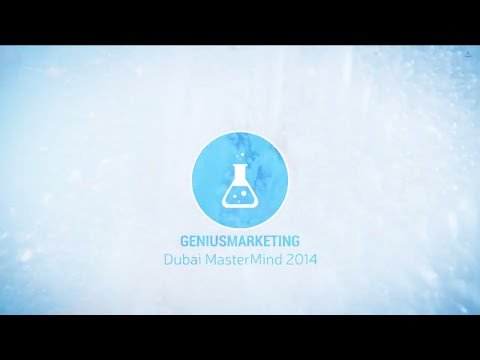 Genius Marketing - MasterMind Dubai [Мы в Дубай]