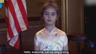 Ivanka Trump's Daughter Arabella Sings Mandarin For Chinese President