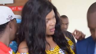 VIDEO: Wema Sepetu akitoka Mahakamani baada ya kesi kuahirishwa tena