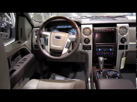 2010 Ford F150 Platinum Start Up, Engine, and In Depth Tour