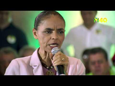 Programa Eleitoral Marina Silva e Beto Albuquerque - noite - 25/09/2014