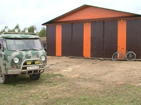 Новая ферма — за месяц. Грант помог жителям Никольского района воплотить мечту