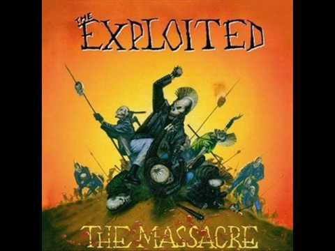 Exploited - Fuck Religion